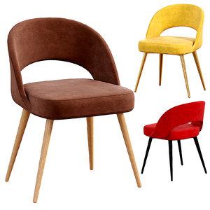 3D lars skandi chair