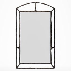 3D sentinel mirror castedesign