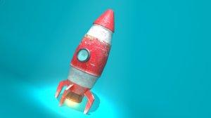 3D spaceship spacecrafts