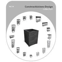 Furniture Constructisicions Design Collection - Pack 1