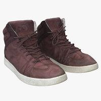 Old High Top Sneakers
