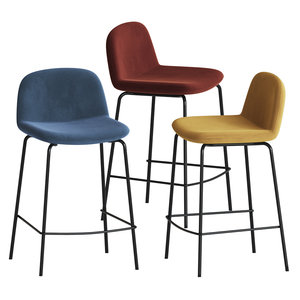 laredoute pm tibby bar stool 3D
