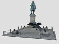 Monument to Daniele Manin