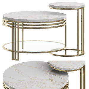 3D monro coffee table