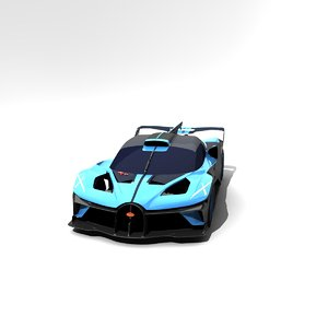 bolide 3D
