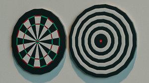 3D darts redshift