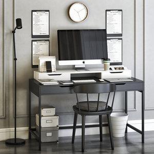 office desk chair model