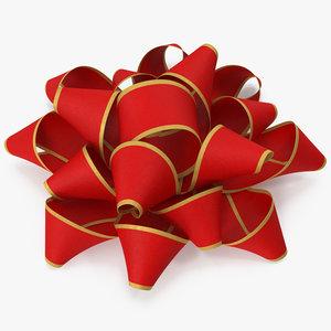 bow gold trim v model