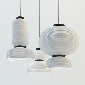 3D formakami jaime hayon table lamp