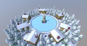 3D christmass