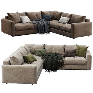 ferlea sofa simple model