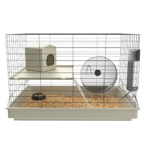 3D cage hamster s