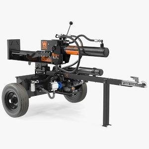 wen 56230 lumberjack gas 3D