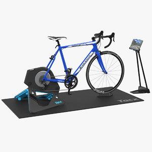 3D model tacx neo 2t smart