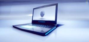 3D laptop alienware