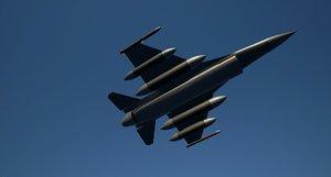 f-16c airfighter 3D model
