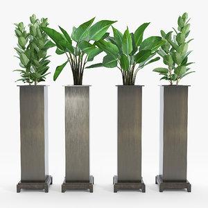 3D plant p