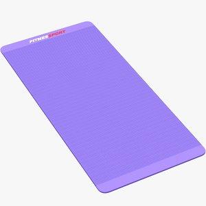 gym carpet model
