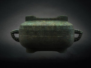 ancient vessels ice kam 3D model