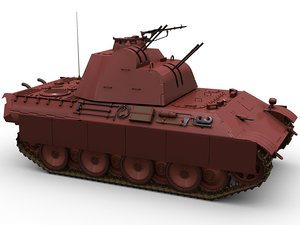 flak panther vierling model
