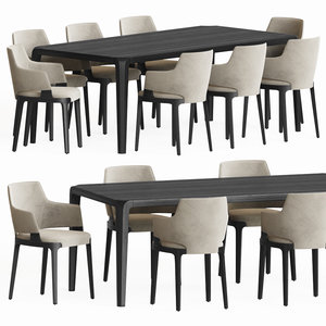 dining set 86 chair model