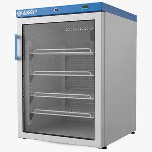 labcold cooled incubator 150l model