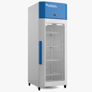 3D labcold cooled incubator 570l