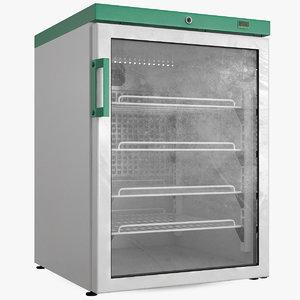 cooled incubator 150l 3D model