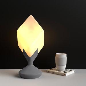 3D model design lights