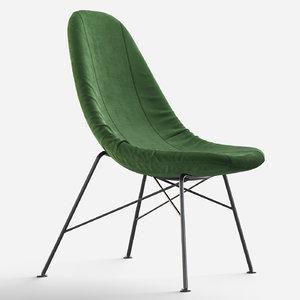 czech navratil chair 3D model