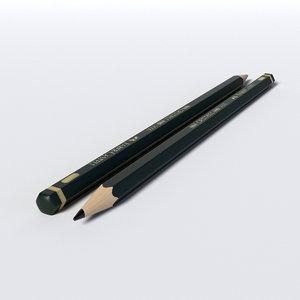 pen pencil model