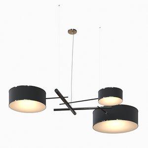 rollandhill excel chandelier rich 3D