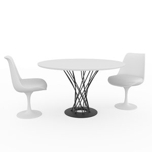 modway cyclone table 3D