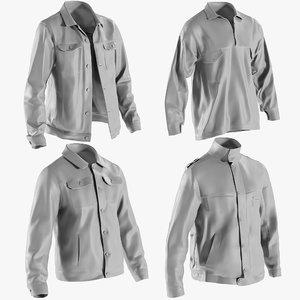 mesh jackets 6 - 3D