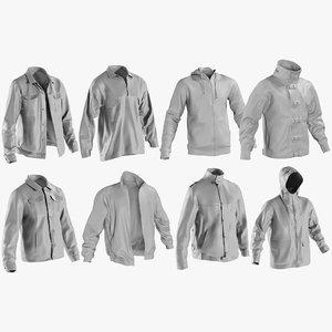 3D mesh jackets 8 -