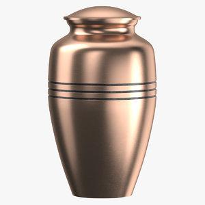 urn 02 3D