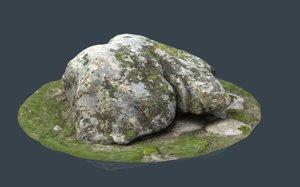 3D rock 38