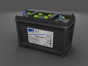3D lead-acid battery storage lithium