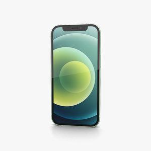 3D iphone apple mini