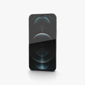 3D model iphone pro apple
