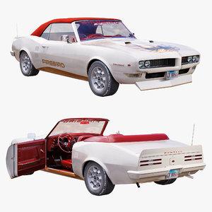 pontiac firebird car model