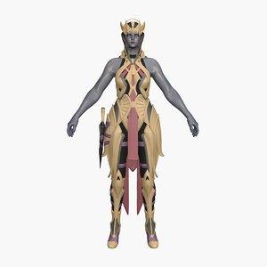 rea goddess model