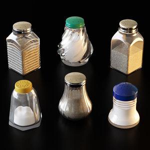 3D salt