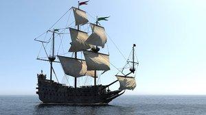 Galleon Soleil