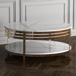 mon coffee table 3D model