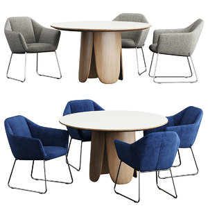 3D designed table