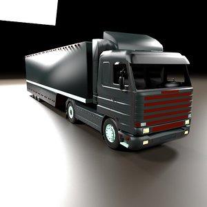 3D truckers