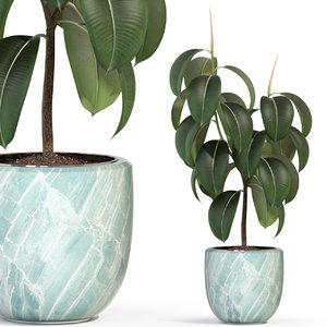 plants 289 3D model
