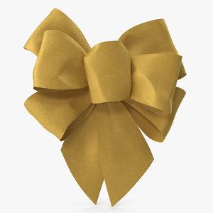 gold bow v 8 model