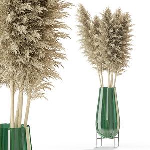 plants 298 3D model
